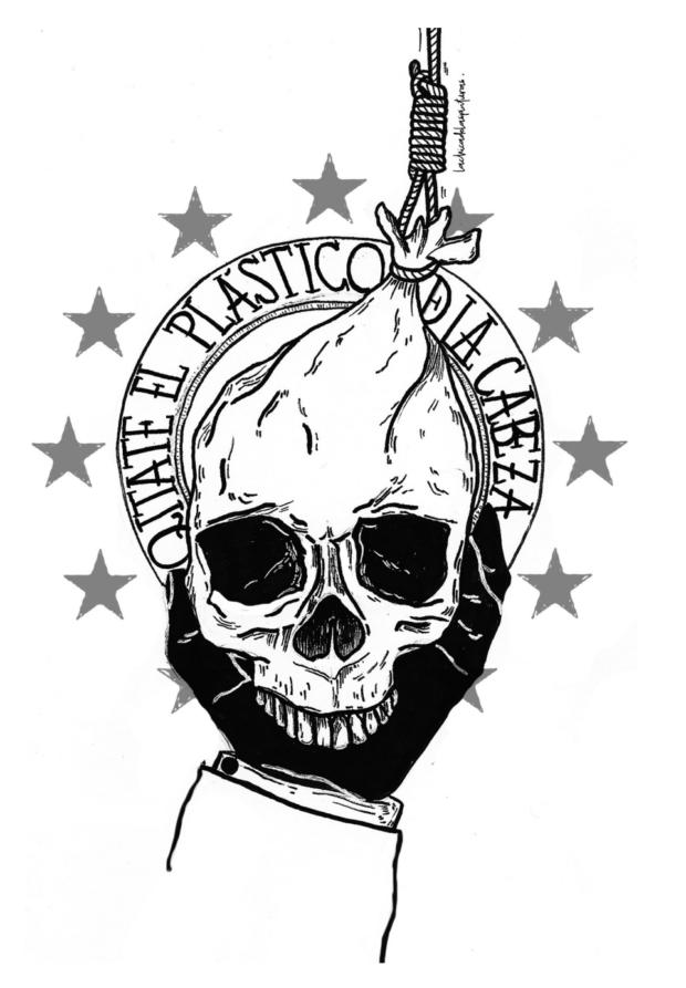 Quítate el plástico de la cabeza